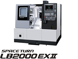SPACE TURN LB2000EXⅡ