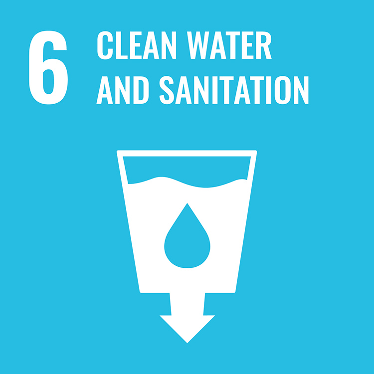 6: CLEAN WATER AND SANITATION