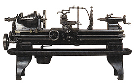 OS center lathe