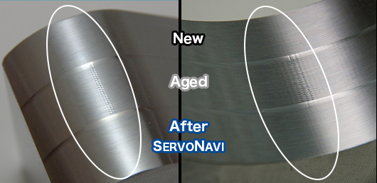 New Aged After SERVONAVI