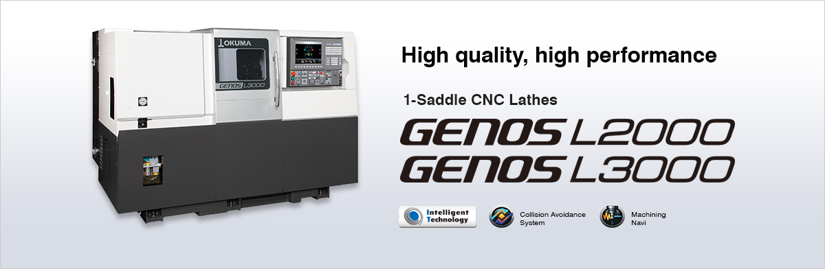 High quality, high performance GENOS L2000 L3000