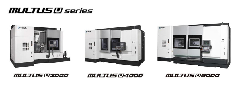 Intelligent Multitasking Machines MULTUS U3000